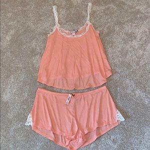 Victoria Secrets pajama set